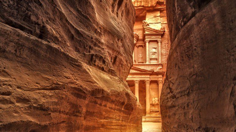 L'eterna bellezza di Petra