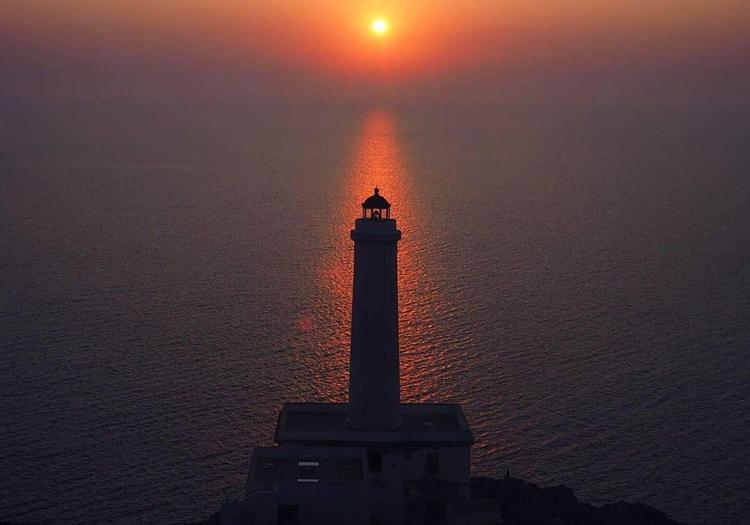 Curiosità Made In Italy: a Capo d'Otranto sei il primo a vedere l'alba