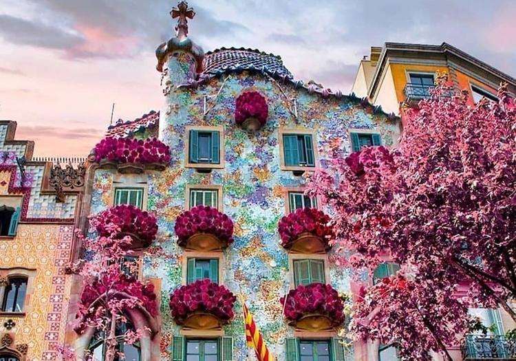 I luoghi iconici di Barcellona: Casa Battló