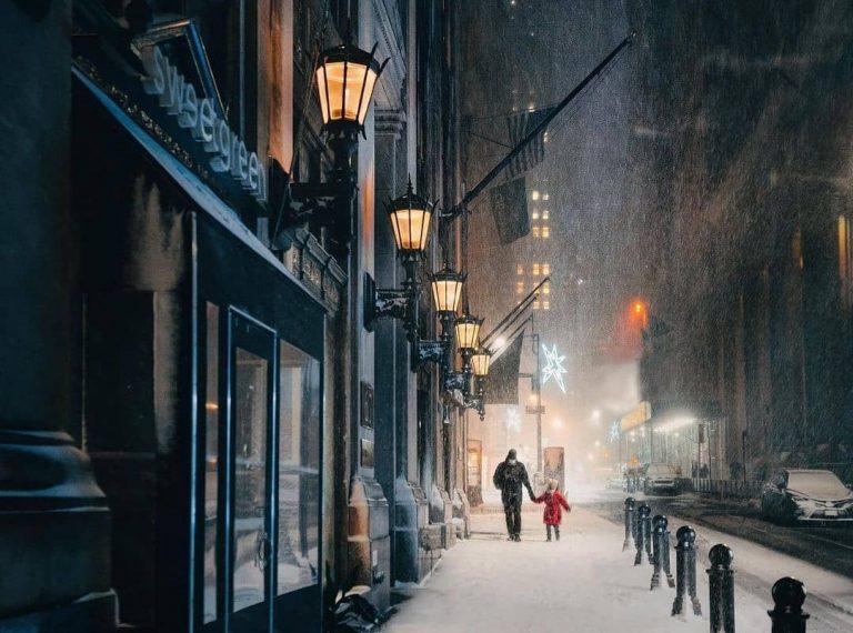 Il Financial District di Manhattan